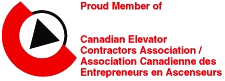 canadian elevator contractors association logo