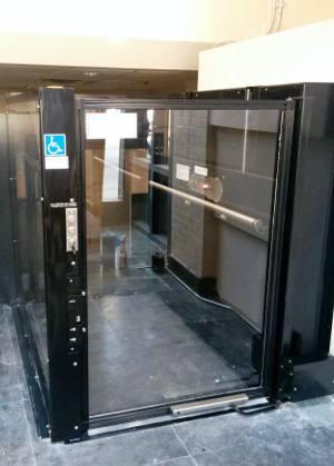 vista 355 residential lift