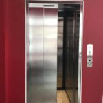 sunpac drive elevator installation photo 8