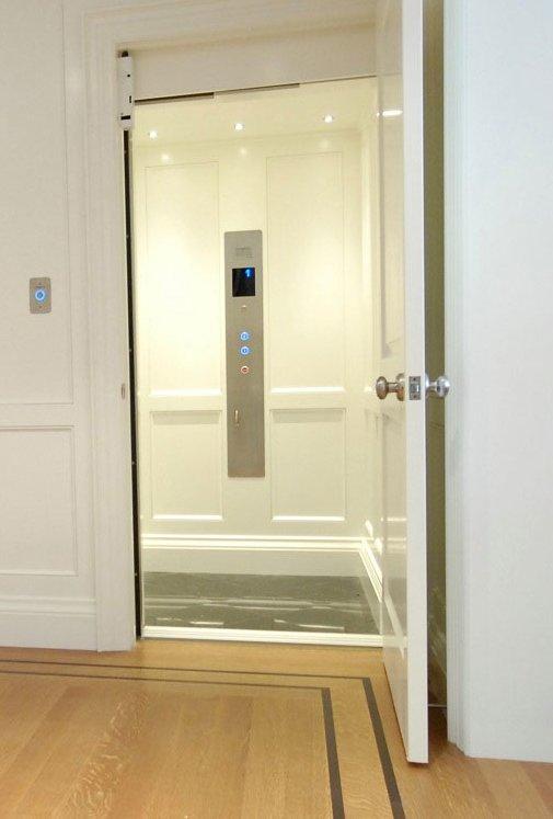 residential heritage 2 stop elevator