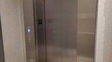 3 stop elevator installation