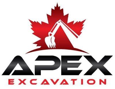 apex excavation logo